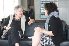 Entrevistando a Dolores Juliano, Muesta Cine y Mujeres 2013