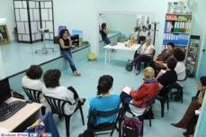 Feminismo para no feministas. Ecuador Etxea. Bilbao 2014