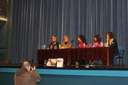 Presentación libro digital Muestra Cine y Mujeres Pamplona. Filmoteca Española 2011