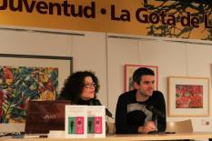 Presentación Fotogramas de Género. Logroño 2014