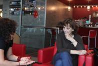 Entrevistando a Patricia Ferreira. Muestra Cine y Mujeres 2013