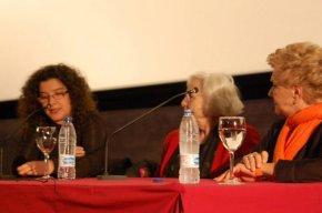 Coloquio 'Función de Noche? 25 Muestra Cine Mujeres Pamplona 2011