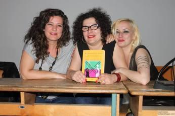 Mas fotogramas de género. Katakak 2015. Con Itziar Ziga y Natalia Ardanas