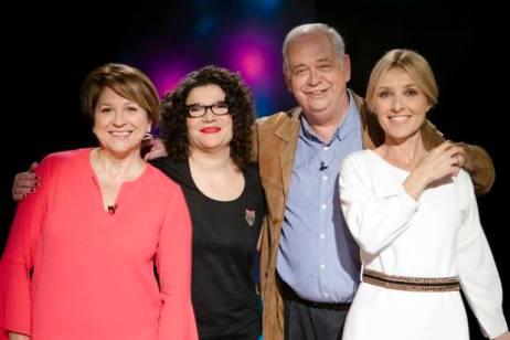 En 'Versión Española' Con Diego Galán, Esther García y Cayetana Guillén Cuervo. 2014